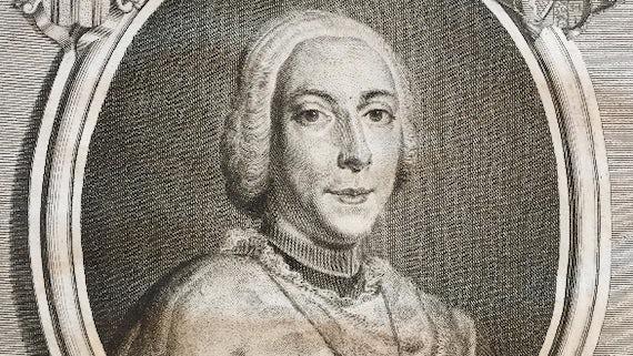 Cardinal Henry Benedict Stuart