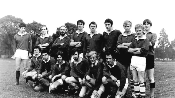 1969 Geography and Planning rugby team