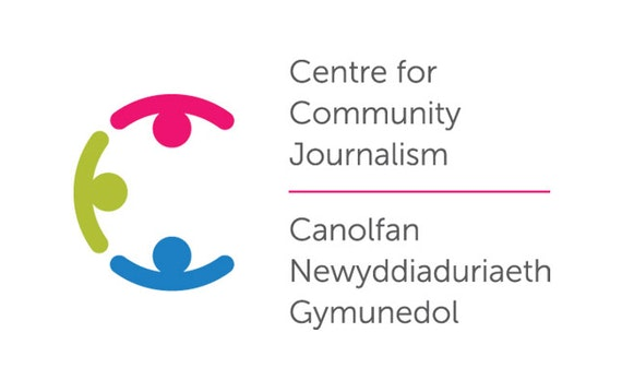 Centre for Community Journalism logo