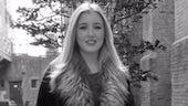 Cardiff Business School student Alexandra Ross