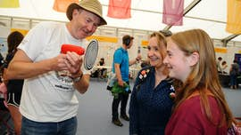 Arwyn Tomos Jones at 2016 Eisteddfod