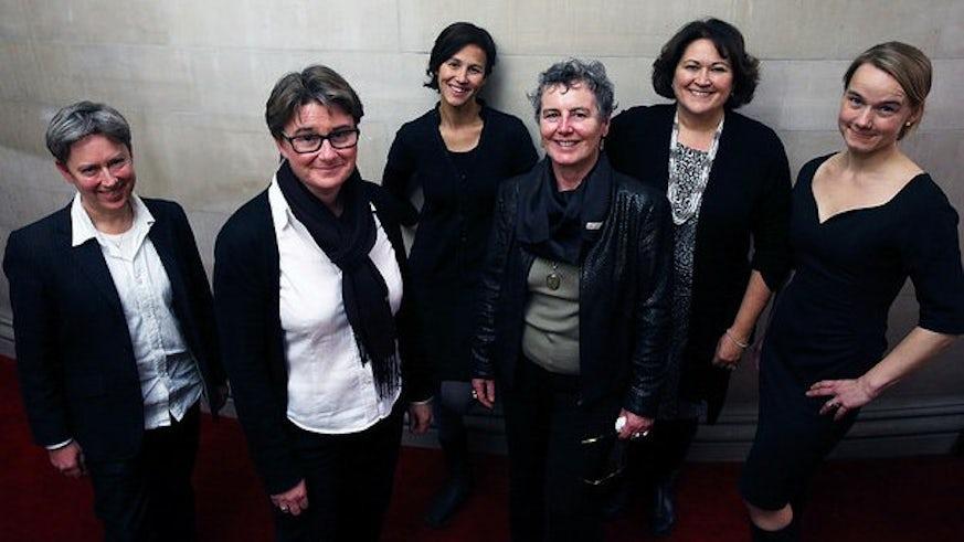 Women in Leadership seminar