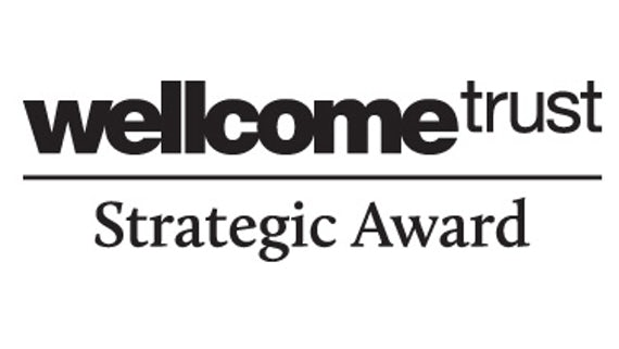 Wellcome Trust Strategic Award logo
