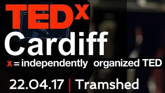 TEDxCardiff Logo