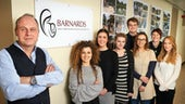 Barnards team