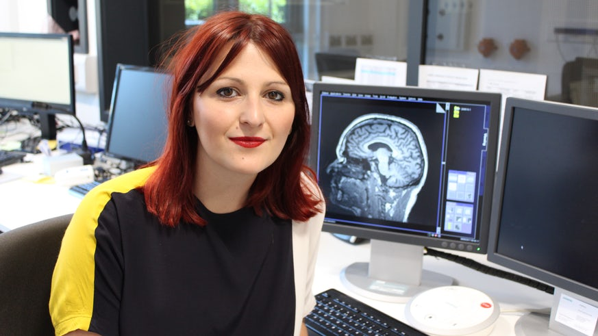 Photograph of Dr Hannah Furby
