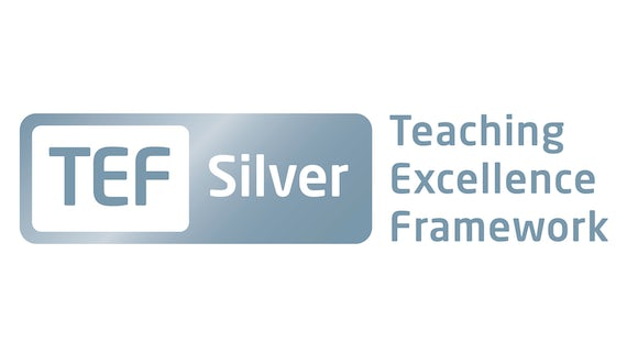 Silver award in the Teaching Excellence Framework