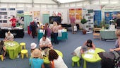 The School of Pharmacy and Pharmaceutical Sciences exhibit National Eisteddfod 2014