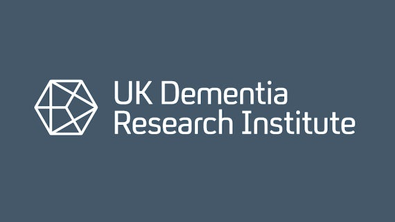 UK Dementia Research logo
