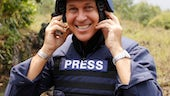 Journalist Peter Greste