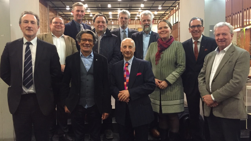 The Christian Law Panel of Experts met in Geneva this November