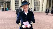 Dr Alison Parken OBE