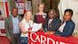 View image of Annika  Axelson of Cardiff University Global Opportunities is supporting our Zambia delegation