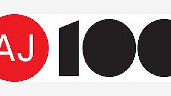 AJ100 logo