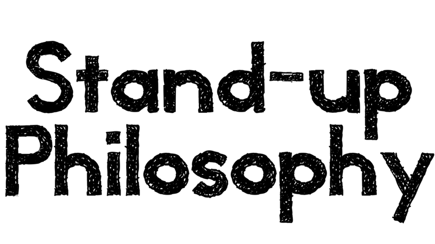 Stand Up Philosophy logo