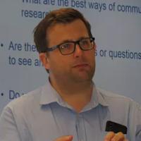 Dr Jeremy Segrott