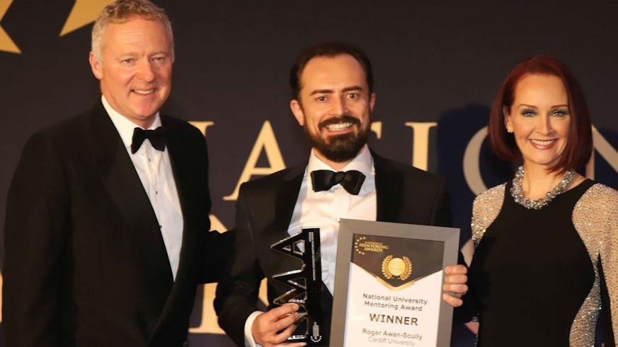 Roger Awan-Scully award