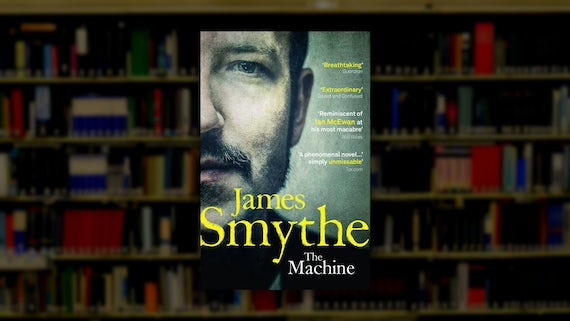 James Smythe (BA 2001; PhD 2008) - The Machine