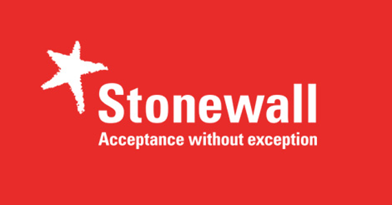 Stonewall. Acceptance without exception.