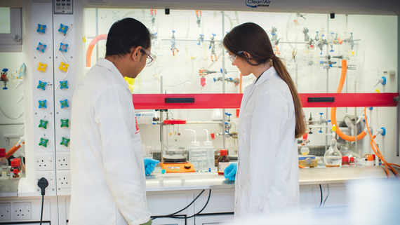 Researchers at Cardiff Catalysis Institute