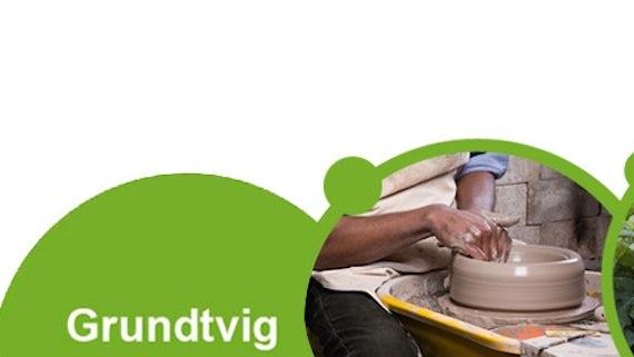 Grundtvig partnership logo