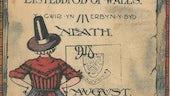 Eisteddfod Genedlaethol Cymru (1918: Castell Nedd), Y rhaglen swyddogol, Eisteddfod Frenhinol Genedlaethol Cymru, Castell Nedd, Awst 6, 7, 8, a 9, 1918
