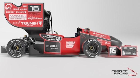 Cardiff Racing 2020
