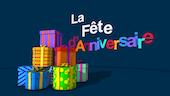 Birthday Party French translation