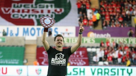 Welsh Varsity win 2016