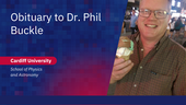 Dr Phil Buckle