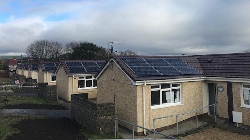 Swansea bungalow retrofit
