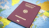 A German Passport