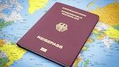 A German Passport