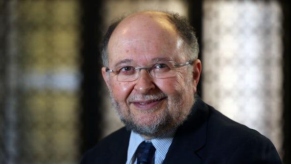Professor Mike Levi