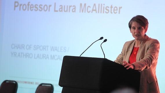 Laura McAllister