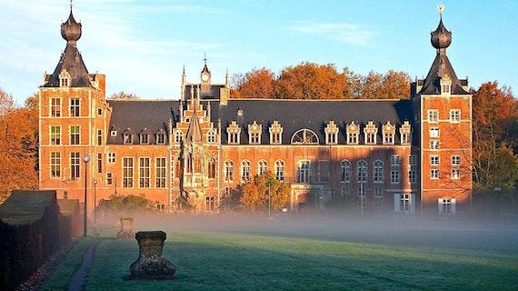 Leuven University campus