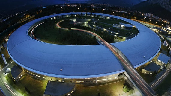The European Synchrotron Radiation Facility