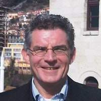 Yr Athro David Boucher