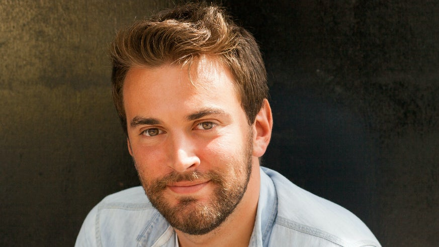 Portrait of Jonny Benjamin