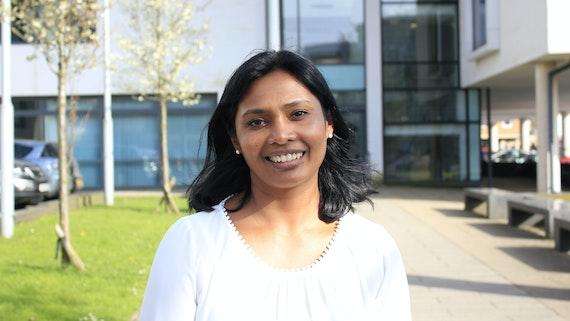 Professor Shantini Paranjothy