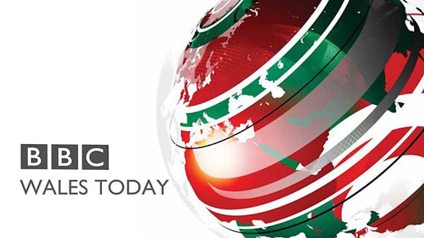 The BBC Wales Today logo