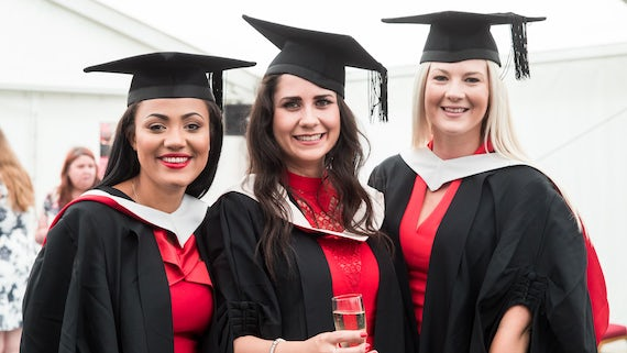 Three Graduates from Cardiff University School of Social Sciences