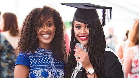 Graduation Ceremony Reception: Class Of 2017 Honoured In Graduation Ceremony And