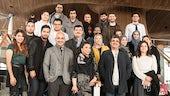 UK Arab Commentators Forum in the Senedd Cardiff