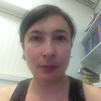 Dr Irina Erchova