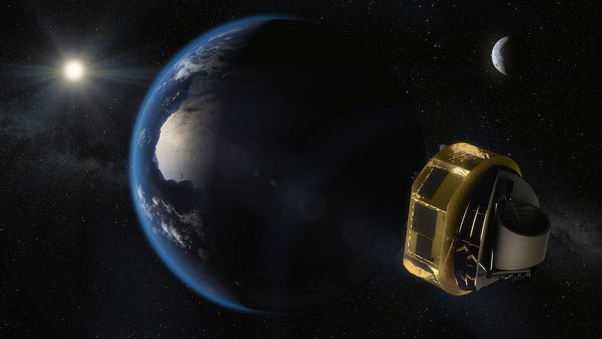 ARIEL mission craft