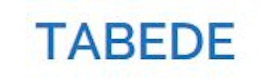 TABEDE logo