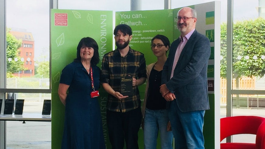 Green Impact award ceremony