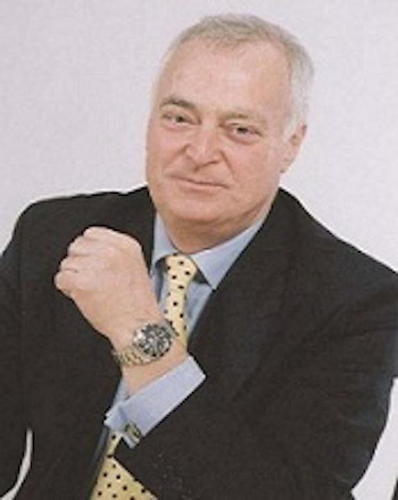 Dr Paul Langmaid CBE