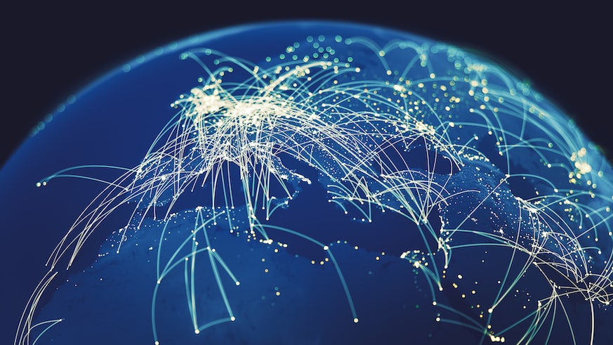 Worldwide connections